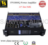 Fp10000q 2.67 Ohm Stable 5000W Universal DJ Amplifier Price