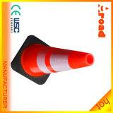 100% neuer niedriger flexibler Plastikkegel des Material-72cm/36*36cm