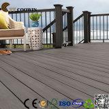 防水木製の穀物環境に優しいWPCの屋外のDecking