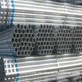 Гальванизированный ERW шток стальной трубы готовый