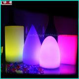 계란 테이블 램프 재충전용 테이블 램프 색깔 변경 훈장 램프