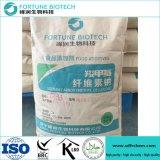Poudre de gomme de cellulose carboxyméthylique de catégorie comestible