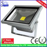 AC85-265V de aluminio a presión el reflector del jardín de la fundición 20W LED