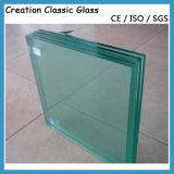 vidro do chuveiro do vidro Tempered do banheiro de 4mm