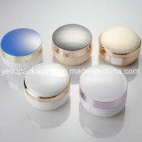 贅沢な様式のコンパクトの化粧箱の粉ボックス