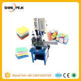 Соскабливая пусковые площадки делая машину/Автоматическ-Горизонтальную подушку напечатать упаковывая машину/автомат для резки на машинке губки