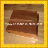 Kupferne Massen-Platte, kupferne Platte für Erdung