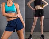 All'ingrosso asciugare le donne respirabili adatte dei vestiti di ginnastica di forma fisica brevi