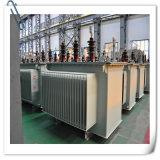 Tipo a bagno d'olio trasformatore di Pieno-Sigillamento Sh15 di potere amorfo di distribuzione della lega