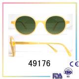 O frame plástico da forma nova polarizado ostenta óculos de sol