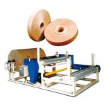 Rewindersのペーパー作成ラインを切り開くクラフト紙ペーパーマシン
