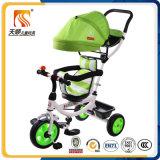 새로운 도착 판매를 위한 다기능 아이 세발자전거를 자전하는 360 도