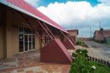 Облегченный пакгауз Using пластичный лист крыши