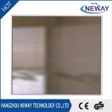 Specchio fissato al muro di trucco dello specchio della stanza da bagno di disegno semplice LED con indicatore luminoso
