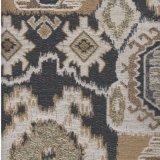 Tissu de sofa et de rideau de projet de jacquard de polyester