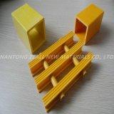 Pultruded quadratisches Gefäß im FRP Material