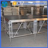 광저우 고품질 알루미늄 Truss 단계