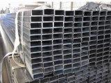 Tubos de acero rectangulares galvanizados Pre