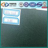 Bobine en acier enduite d'une première couche de peinture gravée en relief avec ISO9001