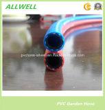 Boyau en plastique jumeau de pipe de soudage à l'acétylène de l'oxygène d'air de PVC