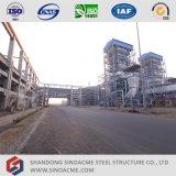 Edifício industrial pré-fabricado de construção de aço de China