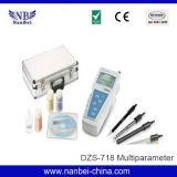 Type analyseur de Tableau de mètre de qualité de l'eau de multiparamètre