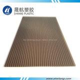 Strato materiale del tetto del PC del policarbonato del soffitto di plastica