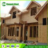 OSB для панелей Wallboard конструкции дома декоративных деревянных