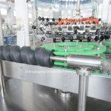 유리병 발포성 물 병에 넣는 선/채우는 시스템