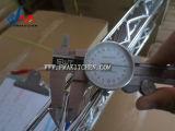 A prateleira do fio/prateleiras do fio, combinação do Shelving do metal, muitas faz sob medida, aço Cromo-Chapeia ou inoxidável