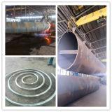 Pipe sans joint de l'acier inoxydable 321 d'AISI 304