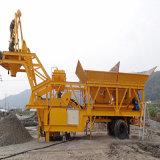 De Mobiele Concrete het Groeperen Installatie van uitstekende kwaliteit (Yhzs75)
