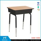 Escuela Media Mingxiu alta calidad escritorio y silla / aula de la escuela Mesas y Sillas