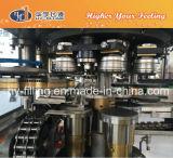 중국 고품질 통조림으로 만들어진 맥주 채우는 생산 라인
