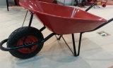 Roda Wb7200 pneumática para o carrinho de mão de roda