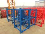 Single pequeno Cage, Double Cage Electric Construction Hoist para Sale