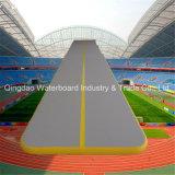 Gelbes Center Line Inflatable Air Floor für Hot Sale