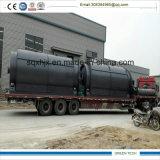Shell de la palma de 12 toneladas que recicla a la máquina de la pirolisis del carbón