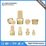 Coupleurs pneumatiques de compresseur d'air de compactage et connecteur rapide de garnitures