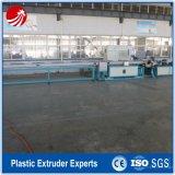 Chaîne de production plate intérieure d'extrusion de bande d'irrigation par égouttement d'émetteur