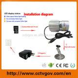 Cámara barata casera del USB de la vigilancia de la cámara Cmos de la tarjeta del CCTV TF del punto negro