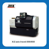 Torno popular da máquina do CNC da precisão da elevada precisão de Jdsk Ck6140