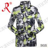 Водоустойчивая напольная куртка лыжи (QF-652)