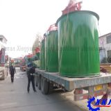 Durable in Use Tanks with Agitators