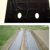Buena Resistencia mecánica de polietileno impermeable de plástico de membrana