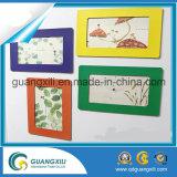 Fördernder Geschenk-Kühlraum-Magnet beschichtet mit Kunstdruckpapier