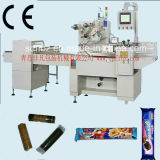 Biscuit automático en Edge Packing Machine (FFW)