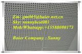 Panneau de gypse acoustique perforé imperméable à l'eau d'absorption saine pour le plafond