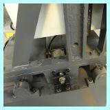 Guichet en plastique de profil faisant la machine