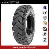 단단한 산업 타이어 포크리프트 타이어 (6.50-10)